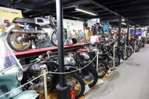 バイクがたくさん