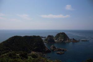 佐多岬展望所