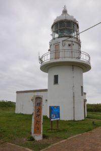 襟裳岬灯台